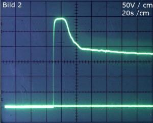 Mit Originalbestückung, Selen Gleichrichter B250 / C400