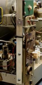 Montierter UHF-Tuner